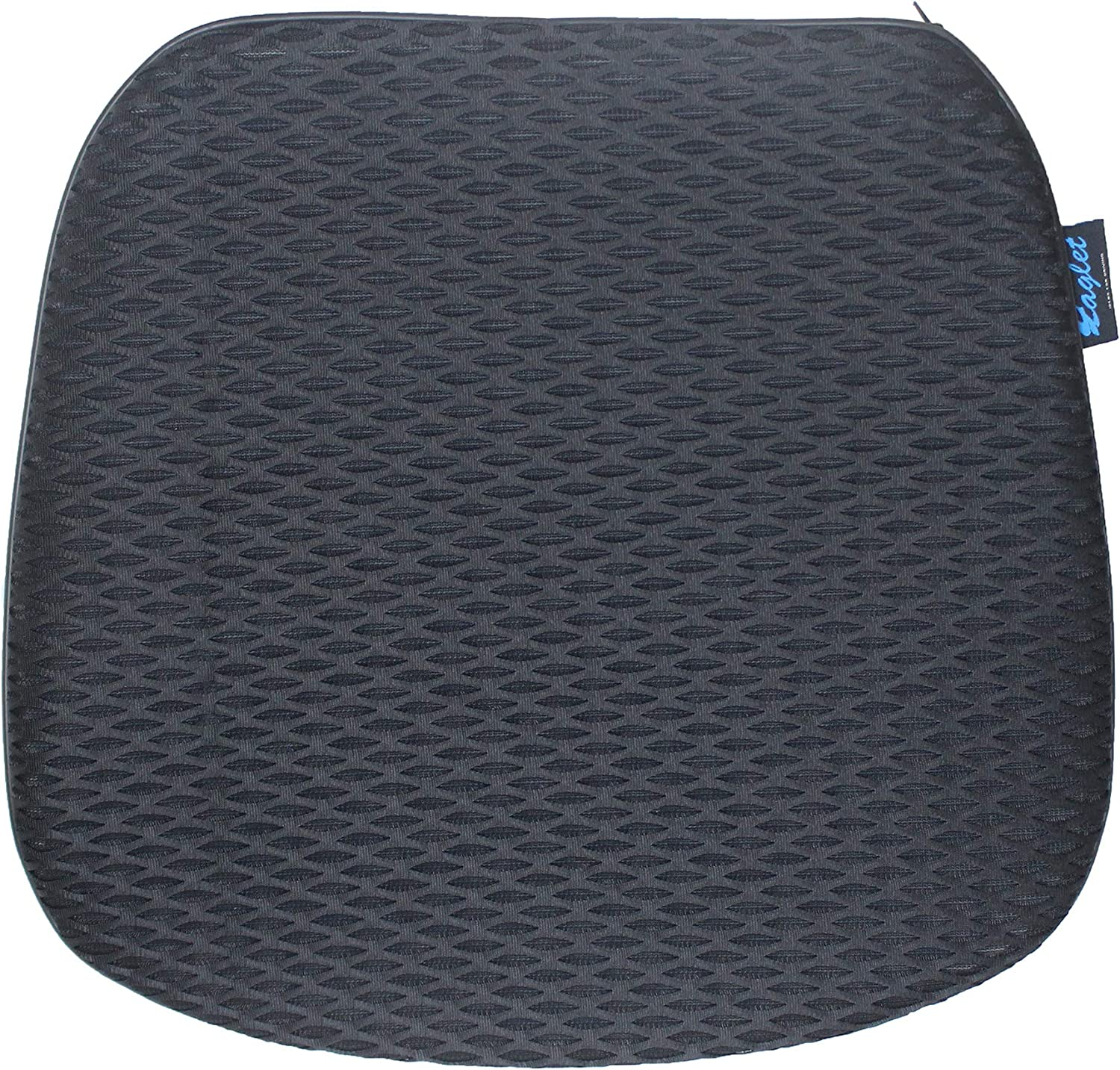 and Outdoor Ice Pad for Support in Car Eaglet Cooling Car Seat Cushion Home Office Anti-Slip Backing Multi-Use Universal Seat Cushion with Breathable 3D Stereo Mesh Cover Cooling Gel Beige