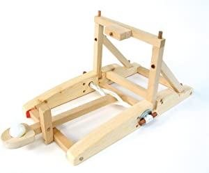 Pathfinders Medieval Catapult Wooden Kit