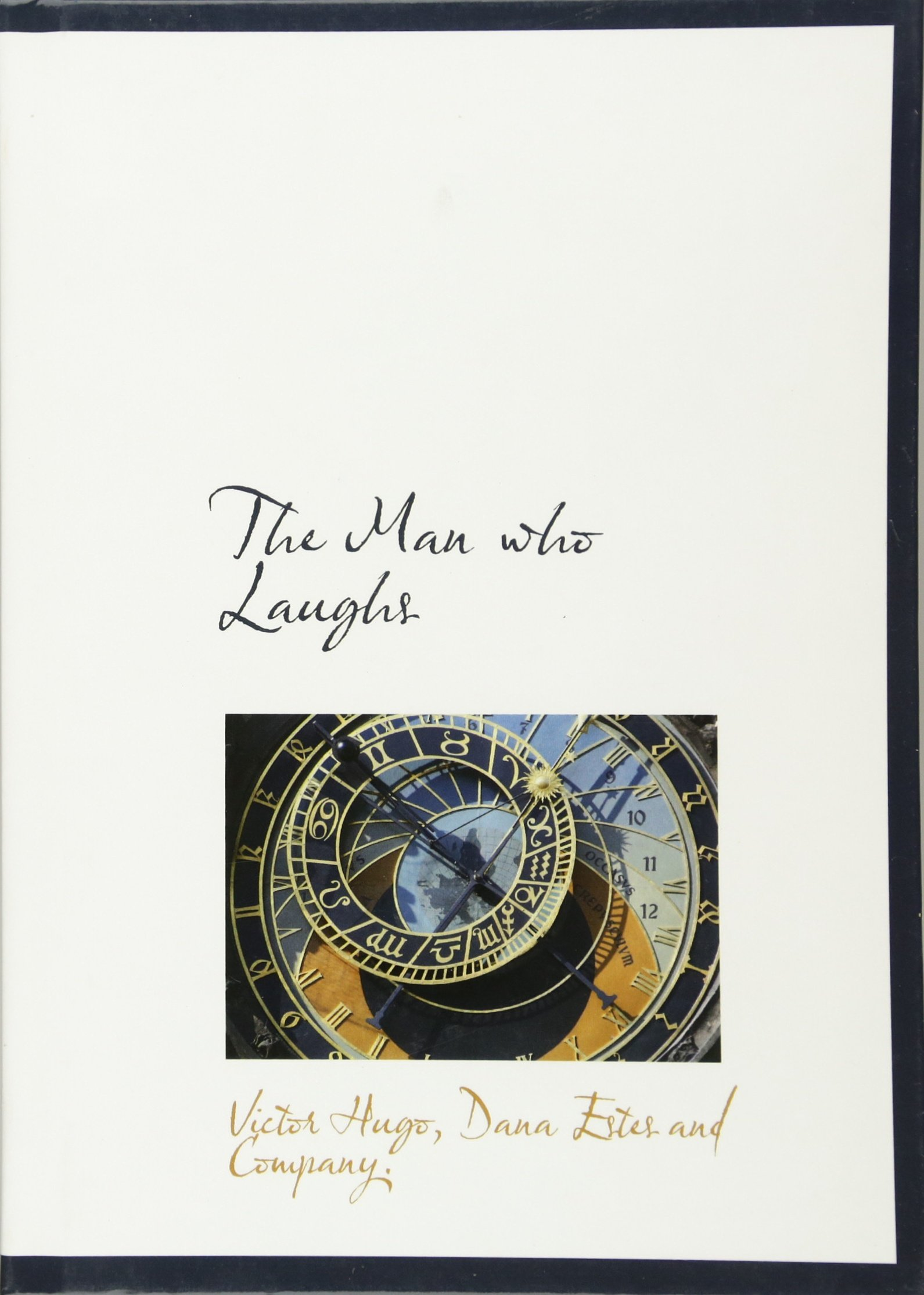 The Man Who Laughs ebook