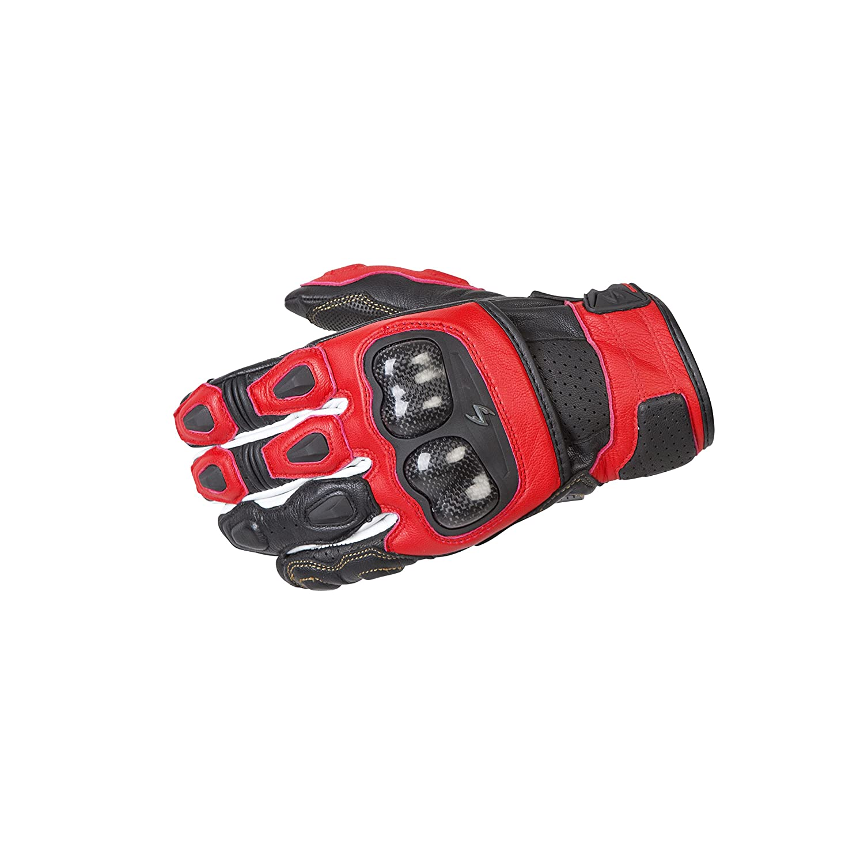 ScorpionExo SGS MKII Men's Short Cuff Sport Gloves (Black, Large) G28-035