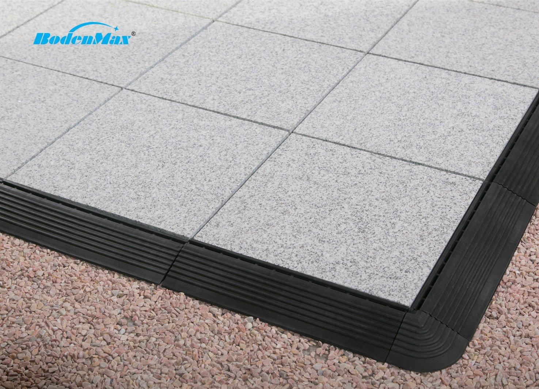 Bodenmax pietra naturale granito click piastrelle per pavimenti