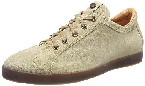 Think Kenidi_282996, Zapatos de Cordones Brogue para Hombre, Beige (Sand 43), 45.5 EU