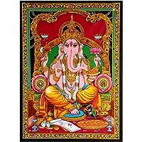 RAJRANG BRINGING RAJASTHAN TO YOU Indian Ganesh Tapestry