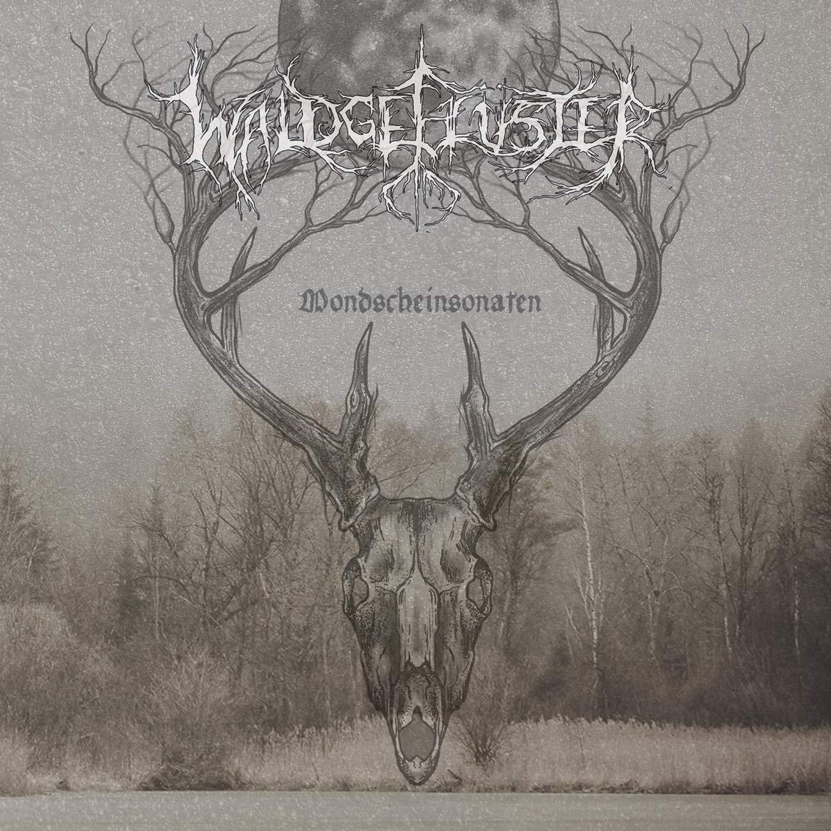 Vinilo : Waldgefluster - Mondscheinsonaten (LP Vinyl)