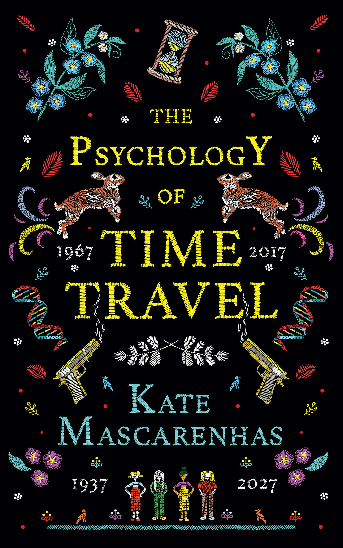 Amazon.com: The Psychology of Time Travel: A Novel (9781683319443 ...