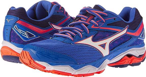 Mizuno Wave Ultima 9 Wos, Zapatillas de Running para Mujer ...