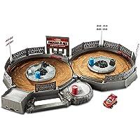 Cars 3 - Pista giros locos - coches juguetes (Mattel FLG71)