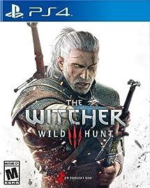 Amazon com: The Witcher 3: Wild Hunt - PlayStation 4 [Digital Code