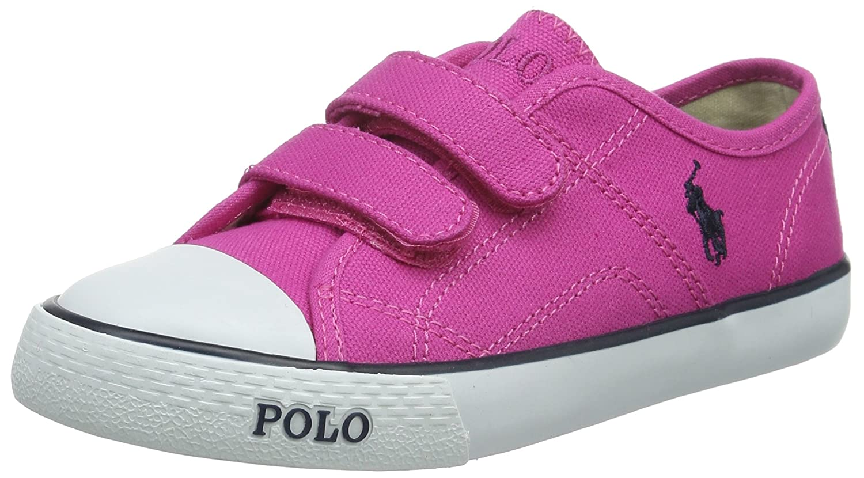 Fille Lauren Daymond Polo Ralph Sneakers Pink Basses Ez Rose YwqgOBgF