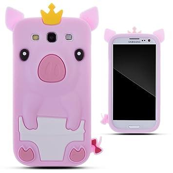 Cookie Gadgets - Funda para móvil Samsung Galaxy S3/III ...