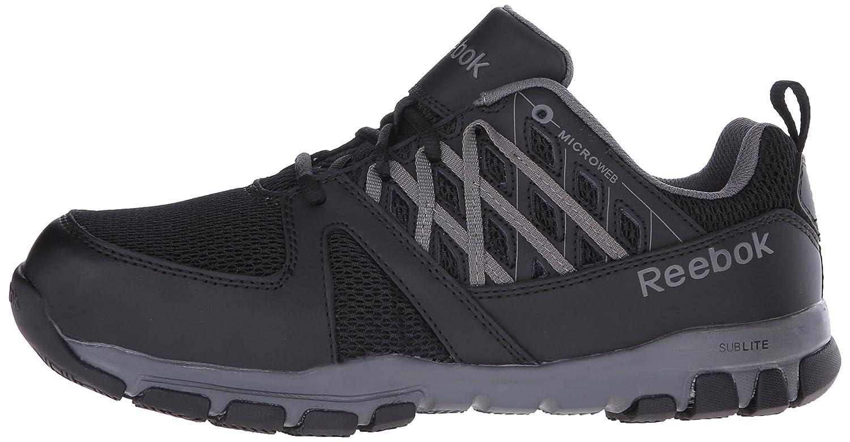 Reebok Zapatos Con Punta De Acero Para El Tamaño De Los Hombres 7 dBpvdb