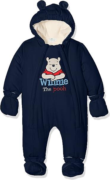 Disney Winnie the Pooh, Conjunto Para Bebés, color azul ...