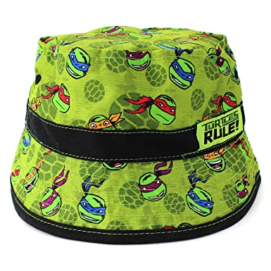 070a64eb753 Amazon.com  Teenage Mutant Ninja TMNT Turtles Bucket Hat - Toddler  5012    Clothing