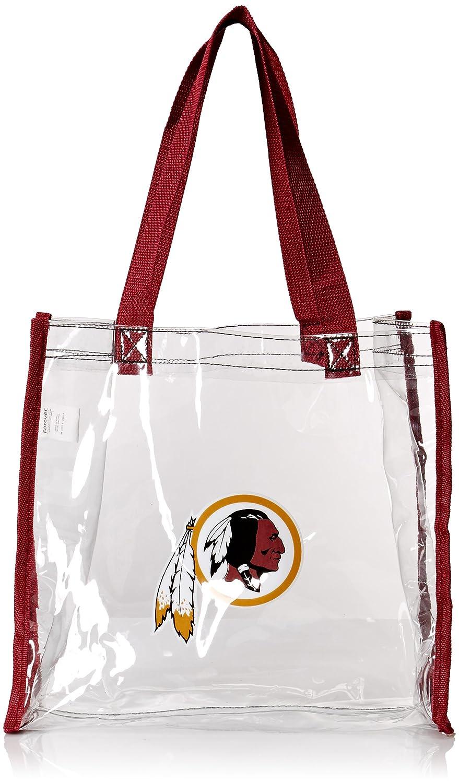 【超歓迎】 NFLワシントンレッドスキンズクリア再利用可能なバッグ、レッド B00EZ65PJQ、1サイズ B00EZ65PJQ, ホンモノケイカク:f59d0f06 --- vanhavertotgracht.nl