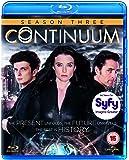 Continuum: Season 3 [3 Blu-rays] [UK Import]