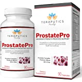 ProstatePro - 33 Premium Ingredients - Saw Palmetto, Beta Sitosterol, Green Tea, Shitake Mushroom, + 29 More, 930mg, 45 servings, Full Spectrum Ultimate Prostate Supplement