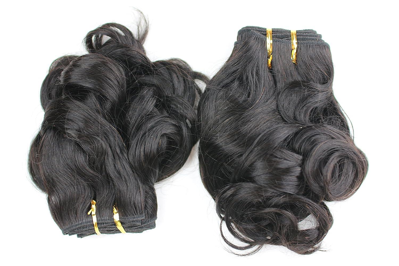 Natural Hair Weave Styles Extensions Virgin Malaysian Hair Black