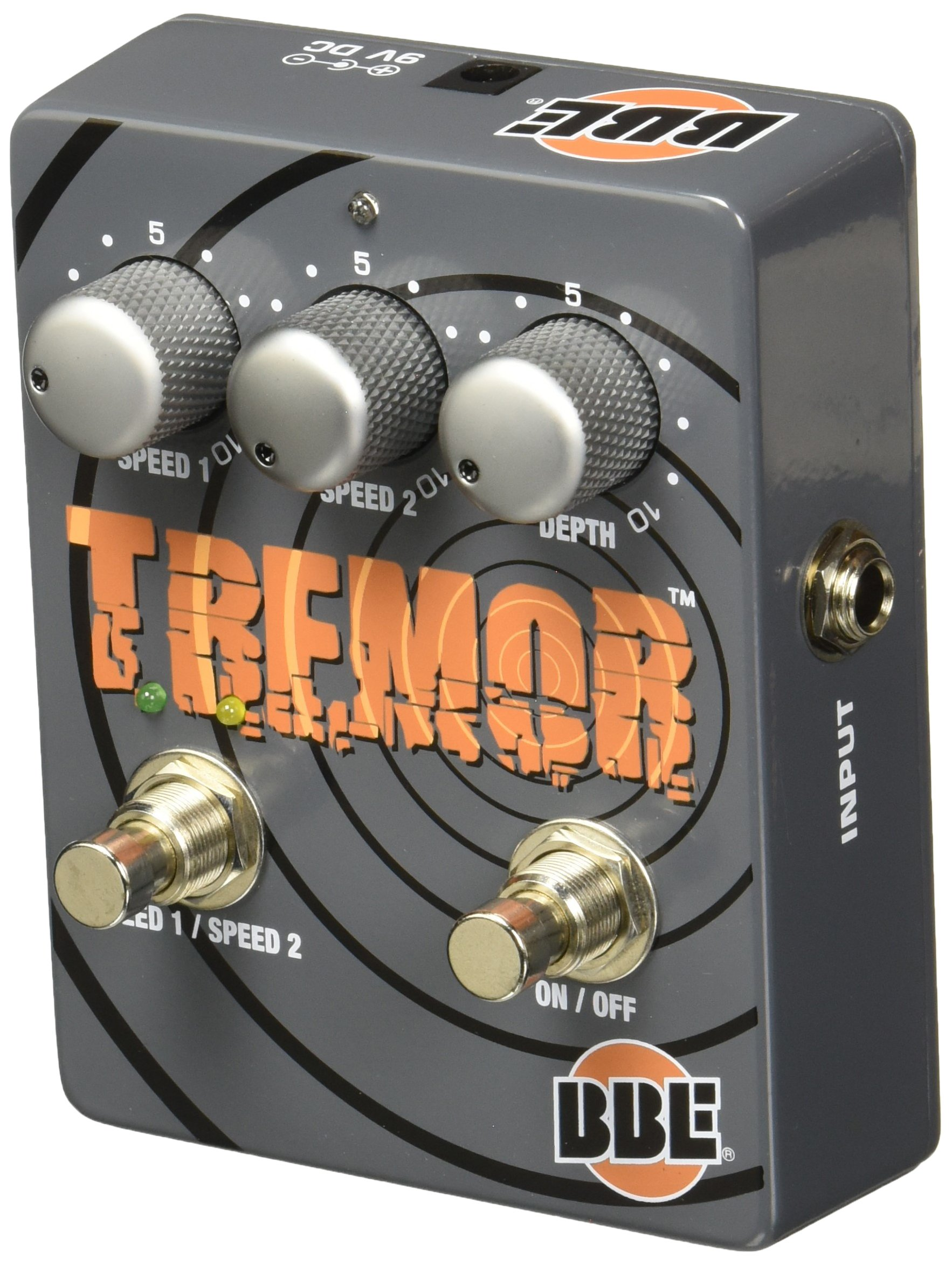 BBE Tremor Dual-Mode Analog Tremolo by BBE
