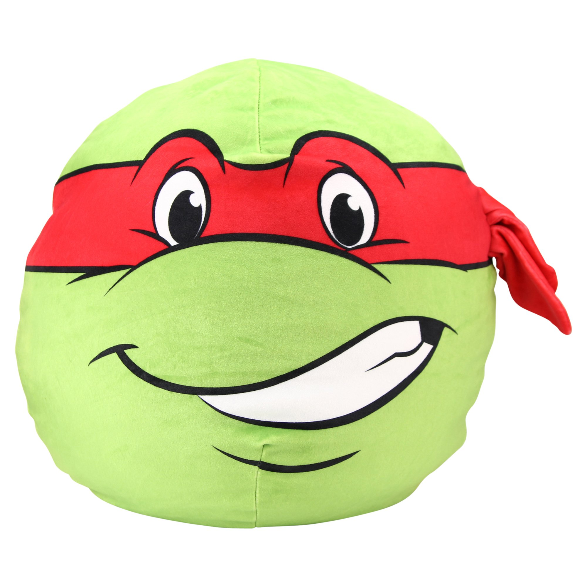 Northwest Kid's Character Travel Plush Pillow (Ninja Turtles Raphael) by Northwest
