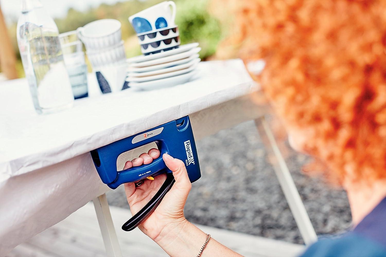 53 Feindrahtklammern Nr 6-14 mm Azul RAPID 20009450 Grapadora manual