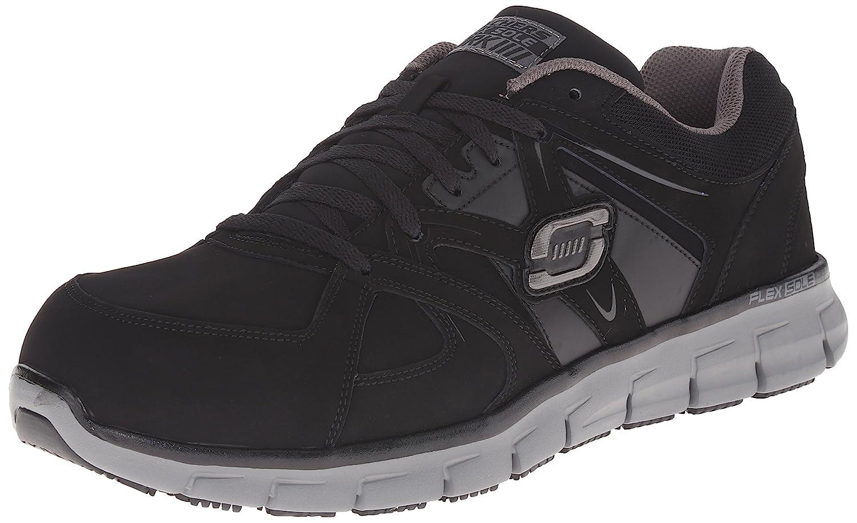 Skechers メンズ B00YHZ1BNO 12 D(M) US|ブラック チャコールグレー ブラック チャコールグレー 12 D(M) US