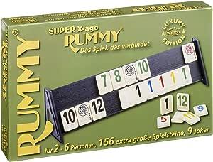 Weico 99044 - Super Mini Rummy [importado de Alemania]: Amazon.es: Juguetes y juegos