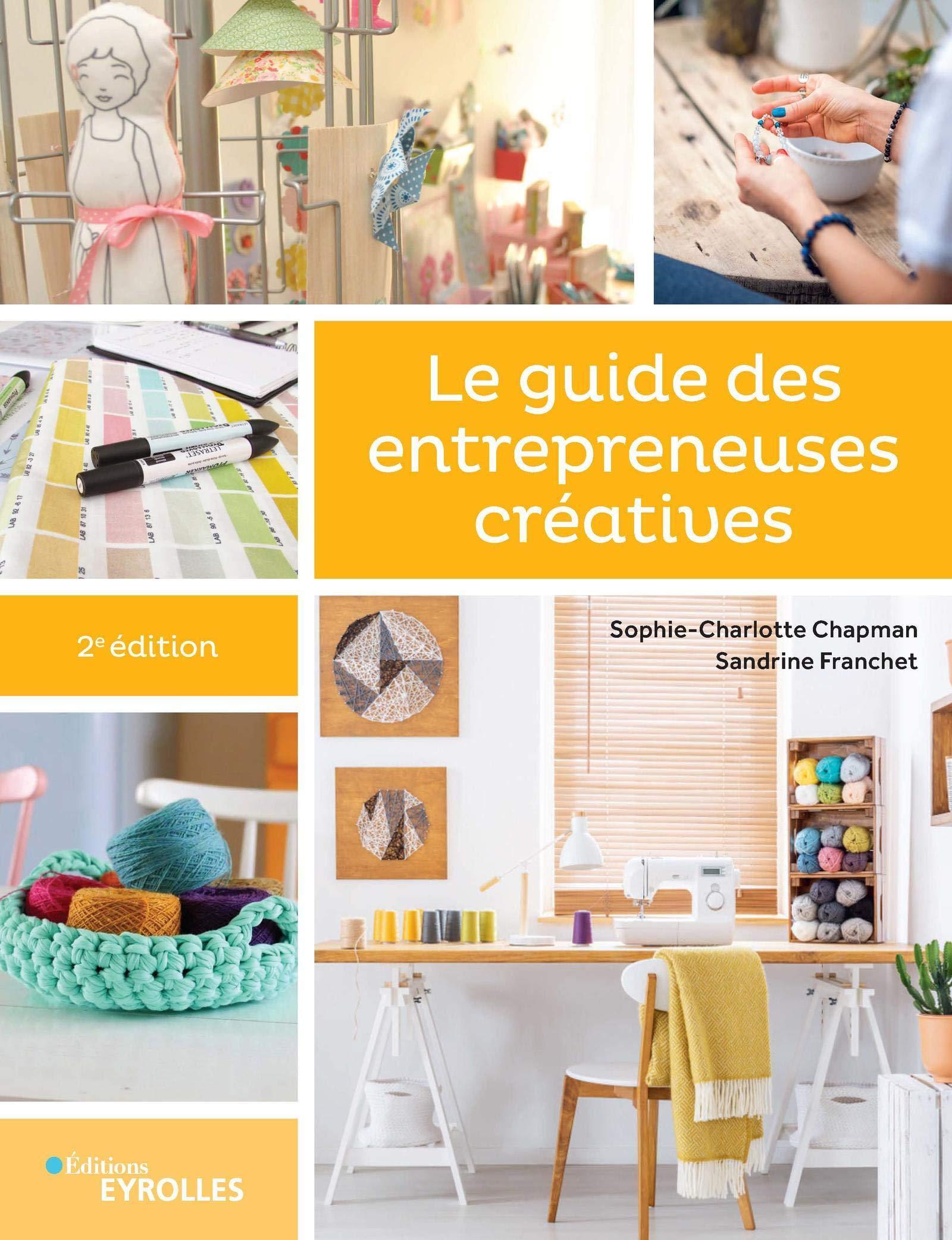 livre guide des entrepreneuses créatives
