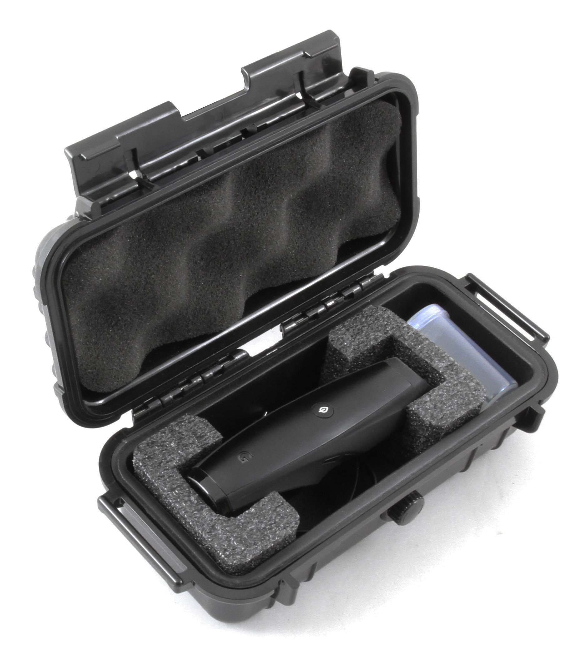 CLOUD/TEN G Pen Elite Case - Smell Proof Protective Carry Box Specially Designed to Hold Snoop Dogg Gpen Elite by Grenco Science , Charger and Small Accessories - Comes with Free Herb Canister