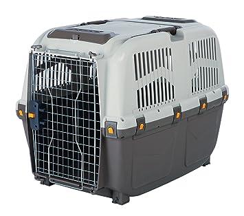 Transportín Skudo 6, 70×63×92cm, Mrr.Grisác./Aena: Amazon.es: Productos para mascotas