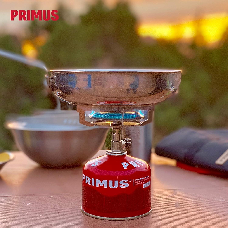 Primus Fogata Batería Acero Inoxidable Pequeño