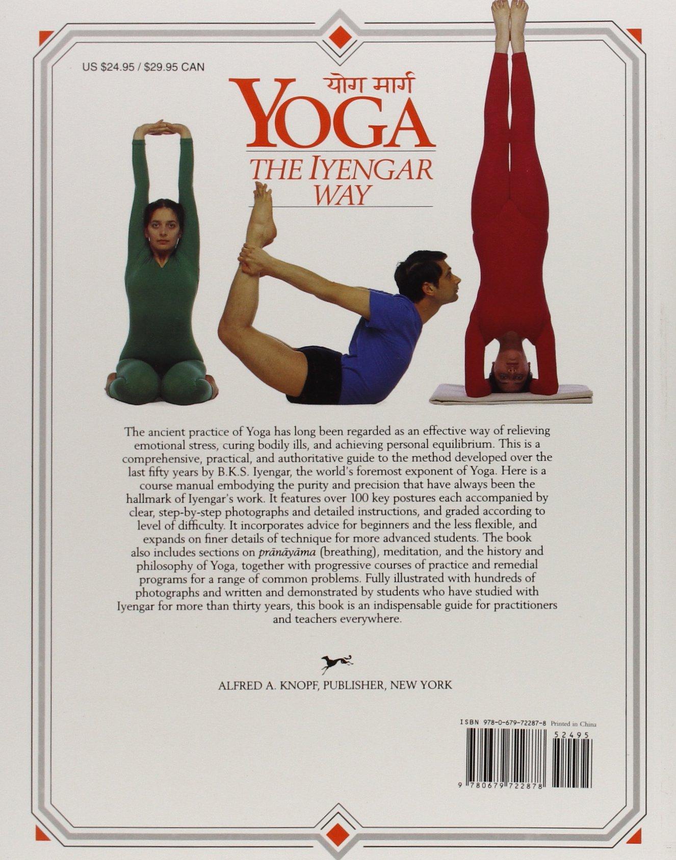 Yoga The Iyengar Way Pdf