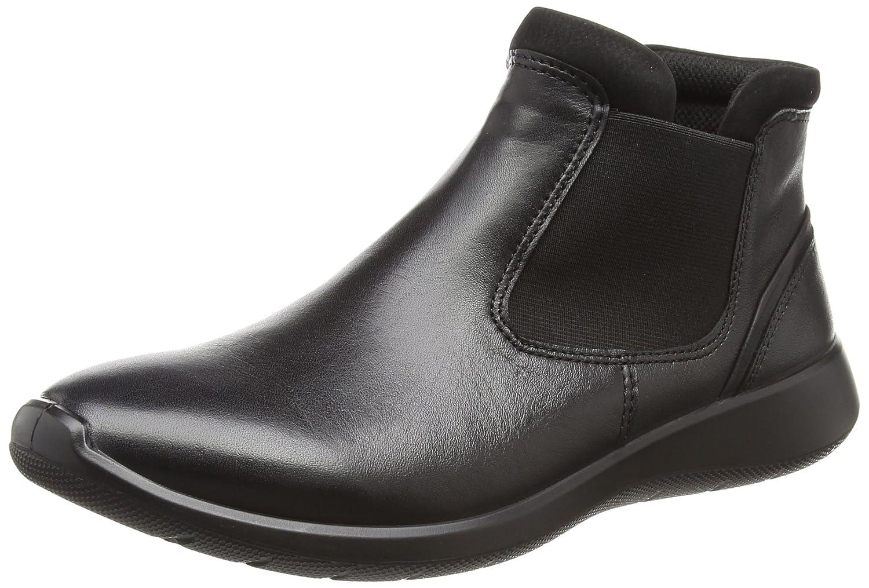 ECCO Damen Soft 5 Chelsea Stiefel