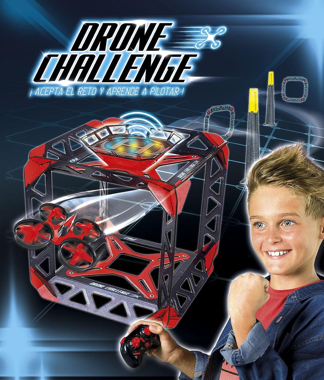 Drone Challenge, Set Drone (Fábrica de Juguetes 89141): Amazon.es ...