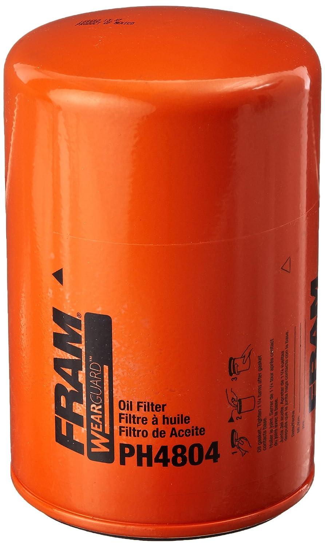 FRAM PH4804 Full-Flow Lube Spin-on Oil Filter