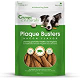 """Crumps' Naturals PBB-7"""" 8pk Plaque Busters with Bacon, 7""""- 8 Pack"""