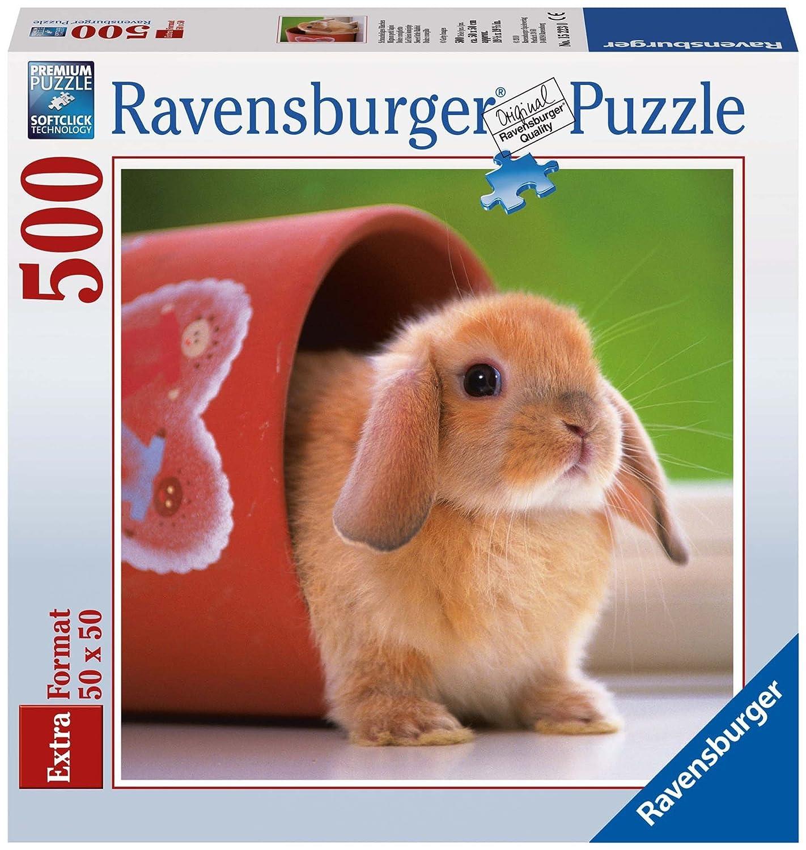 572ピース 50 ジグソーパズル うさぎ Schnuckeliges x Häschen 572ピース (50 x 50 cm) B003XXIAVC, 選んで屋:3921e018 --- sharoshka.org