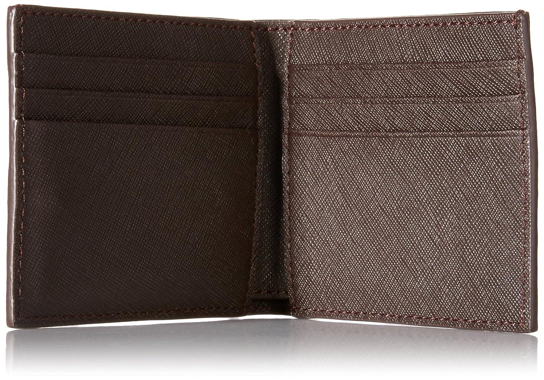 Jack Spade Mens Barrow Leather Slim Billfold Wallet