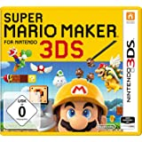Super Mario Maker -  Nintendo 3DS - [Edizione: Germania]