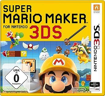Super Mario Maker For Nintendo 3ds Amazonde Games