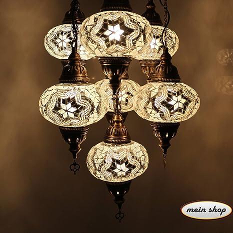 mosaico - Lámpara de techo mosaico lámpara lámpara de techo ...