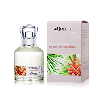Amazon.com   ACORELLE Organic Ac Perfume Land Of Cedar, 1.7 OZ   Eau De  Parfums   Beauty c56820179f7