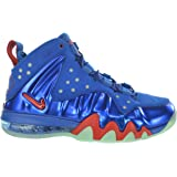 promo code cea71 a1438 NIKE Air Max Barkley Posite Max 76ers Men s Shoes Energy Blue Fire Red