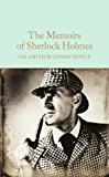 The Memoirs of Sherlock Holmes (Macmillan Collector's Library Book 28)