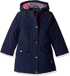 275ea784e4cc Amazon.com  Joules Girls  Waterfall Utility Coat  Clothing