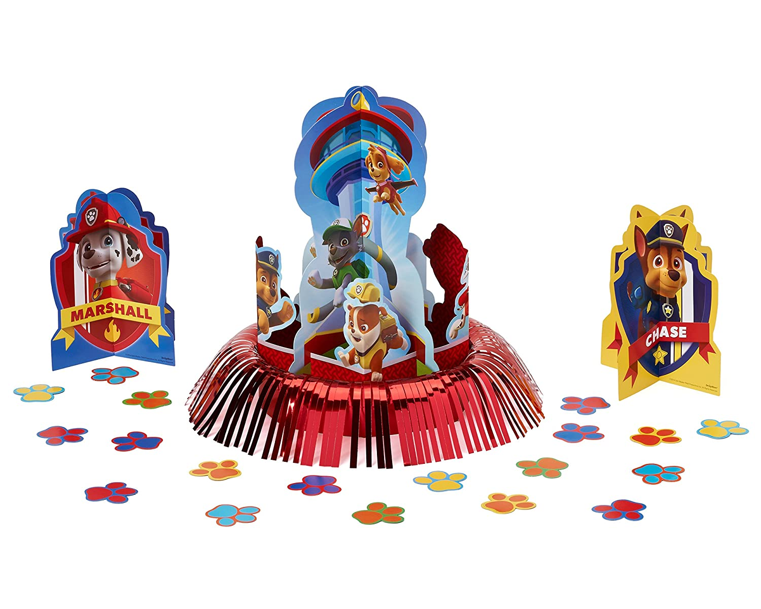 American Greetings Paw Patrol Table Decorations American Greetings- Toys 5305120