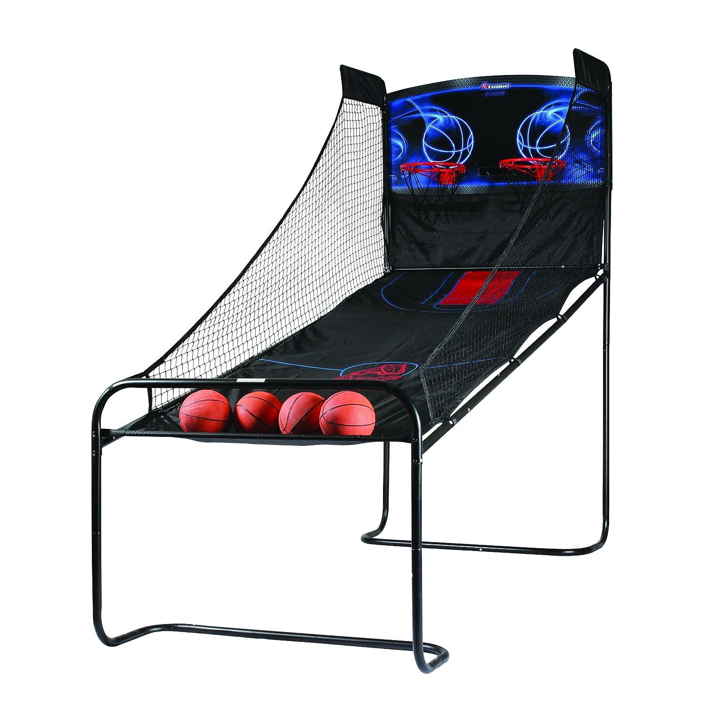 amazon com shaq and sportcraft basketball double hoop shot