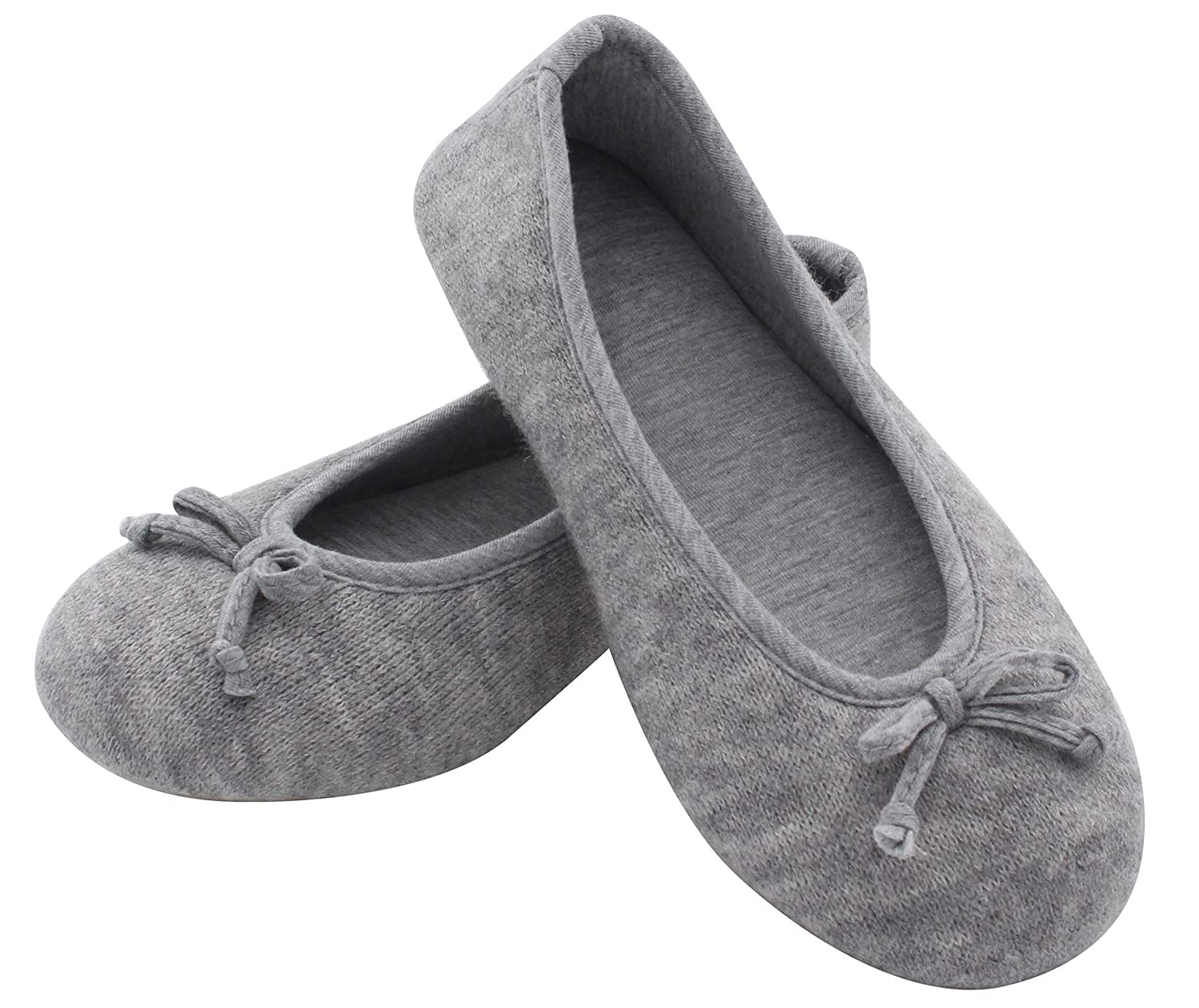Deluxe Adult Costumes - Assassin's Creed Women's Gray Knitted Cashmere Memory Foam Slipper Shoes