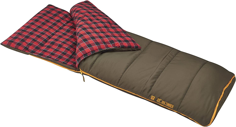 Slumberjack Big Timber Pro 20 Degree Long Sleeping Bag