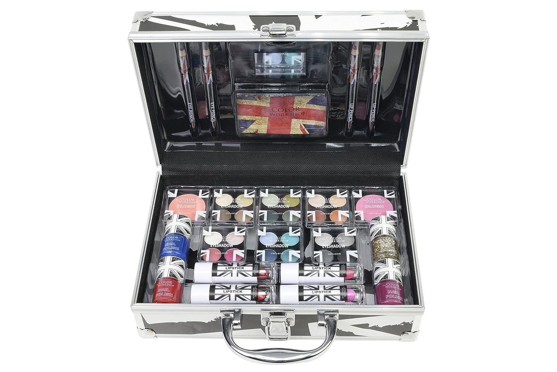 THE COLOR WORKSHOP Coffret de Maquillage London 4708910