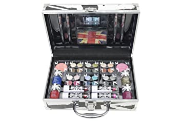 7d481f007be961 THE COLOR WORKSHOP Coffret de Maquillage London  Amazon.fr  Beauté ...